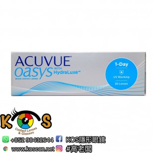 ACUVUE® OASYS® 1-DAY