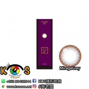 CalmeD'or 1Day V MirageGrey 20片装(日拋)