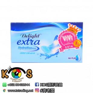 Delight Extra 矽水凝膠 每月即棄