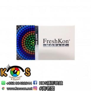 FreshKon MOSAIC 馬賽克 月戴
