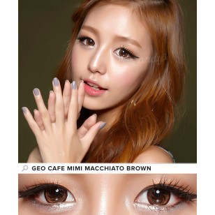 GEO MIMI Cafe Macchiato Brown WMM504
