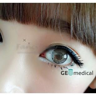 GEO Eyes Cream Rayray Gray(灰)