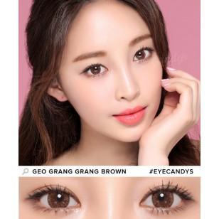 GEO Grang Grang Brown H-244(淺啡)