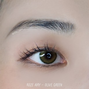 I-DOL Roze Airy Olive Green