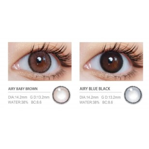 I-DOL Roze Airy Baby Brown