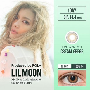 LILMOON 1 Day CREAM GREGE