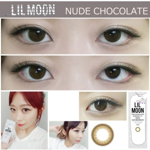 LILMOON 1 Day NUDE CHOCOLATE