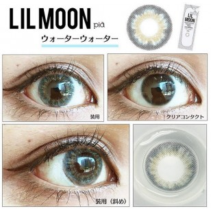 LILMOON Monthly WaterWater(月拋)