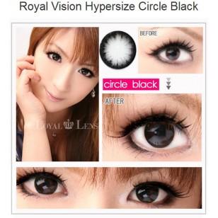 Hypersize Circle 大眼黑
