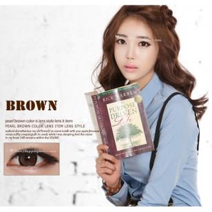 3D棒棒糖 Brown