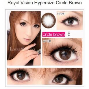 Hypersize Circle 大眼啡