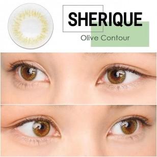 [SR1004]SHERIQUE OliveContour