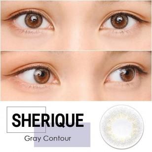 [SR1003]SHERIQUE GrayContour