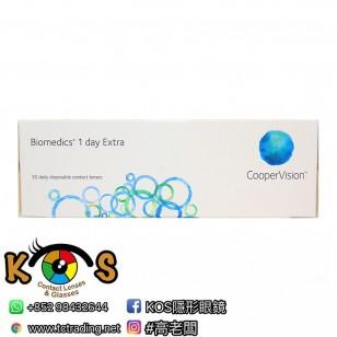 BioMedics 1-day Extra 單光