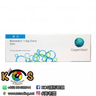 BioMedics 1-day Extra 散光