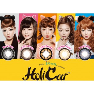 Geo HoliCat Barbie Cat (Hazel)