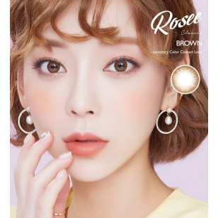 Lens Story Rosee Classic Brown(月拋)