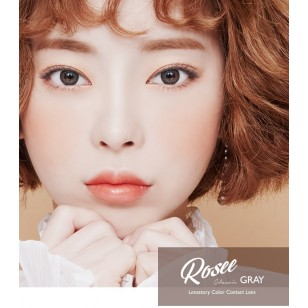 Lens Very Rosee Classic Gray(月拋)