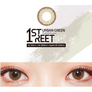 1st Street Urban Green(月拋)