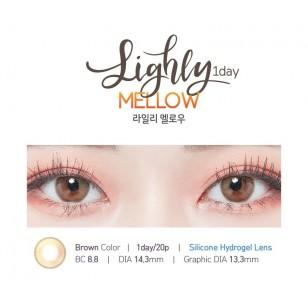 Lighly Mellow Brown(日拋)