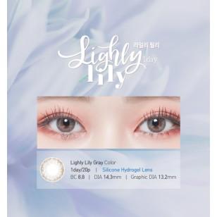 Lighly Lily Gray(日拋)