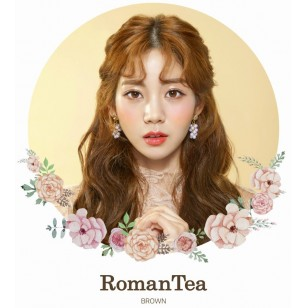 LENS TOWN RomanTea Brown(季拋)