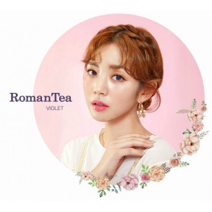 LENS TOWN RomanTea Violet(季拋)