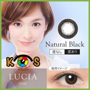 LUCIA 1Day Natural Black