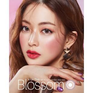 Blossom 3Con Pink(月拋)