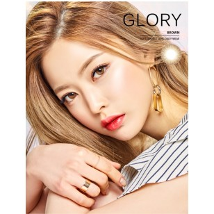 Glory Brown(月拋)