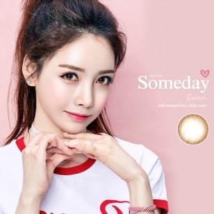 Someday Brown(月拋)