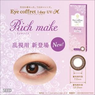 Eye Coffret 1 Day UV 大眼仔Rich Make 散光